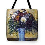 Cezanne: Flowers, 1873-75 Tote Bag