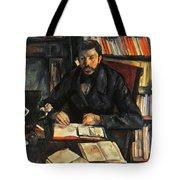 Cezanne: Geffroy, 1895-96 Tote Bag