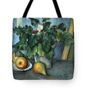 Cezanne: Still Life, C1888 Tote Bag