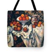 Cezanne: Still Life, C1899 Tote Bag