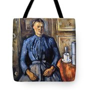 Cezanne: Woman, 1890-95 Tote Bag