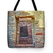 Chaco Canyon Windows Tote Bag