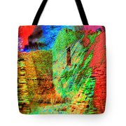 Chaco Culture Abstract Tote Bag