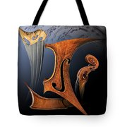 Chaconne Tote Bag