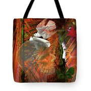 Sunlight On My Face Tote Bag
