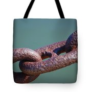 Chain Chain Chain Tote Bag