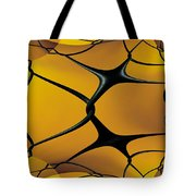 Chain Link Fractal Tote Bag