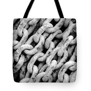 Chain Links Tote Bag
