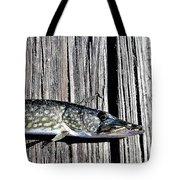 Chain Pike Tote Bag