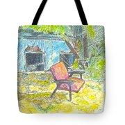 Chair, 27 September, 2015 Tote Bag