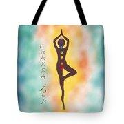 Chakra Yoga Art By Valentina Miletic Tote Bag