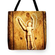 Chalked Out John Doe Tote Bag
