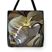 Chameleon Fish Tote Bag