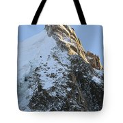 Chamonix - Aiguille Du Midi Tote Bag