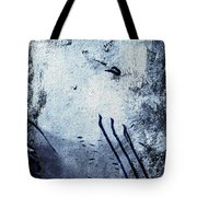 Chamonix Les Alpes Tote Bag