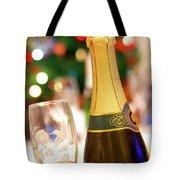 Champagne Tote Bag by Carlos Caetano