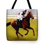 Champion Hurdle - Winner - Morley Street Tote Bag
