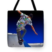 Champion Skater Tote Bag
