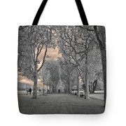 Champs De Mars Tote Bag