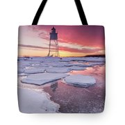Chance Reflections  Tote Bag