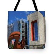 Chandler City Hall 2 Tote Bag
