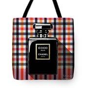 Chanel Coco Noir-pa-kao-ma2 Tote Bag