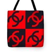 Chanel Design-3 Tote Bag