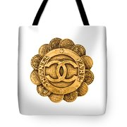 Chanel Jewelry-2 Tote Bag