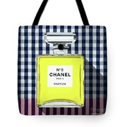 Chanel-no.5-pa-kao-ma1 Tote Bag