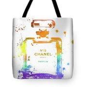 Chanel Number Nineteen Tote Bag