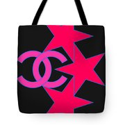 Chanel Stars-9 Tote Bag