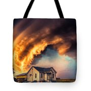Change In The Weather 2 Tote Bag