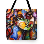 Change, Inspire, Pass It On Tote Bag