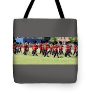 Change Of Guards - Canada Tote Bag