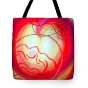 Changes In Mood And Mind. Double Light Tote Bag