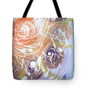 Changing Energy  Section Tote Bag