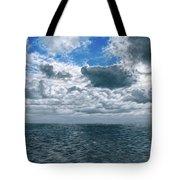 Changing Horizon Tote Bag