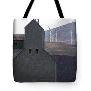 Changing Landscapes Tote Bag