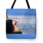 Changing My Perspective Tote Bag