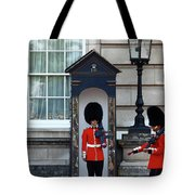 Changing Of The Guard 2 Tote Bag
