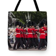 Changing Of The Guard Tote Bag