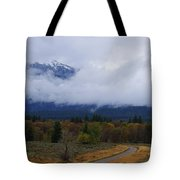 Changing Of The Season's Tote Bag