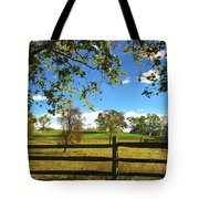 Changing Seasons Tote Bag by Bill Cannon