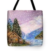Changing Seasons Tote Bag