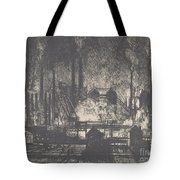 Changing Shifts, Charleroi Tote Bag