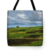 Changing Skies And Landscape Tote Bag