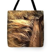 Changing With The Grass Tote Bag