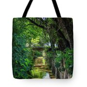 Channel-1 Tote Bag