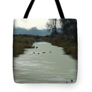 Channel Tote Bag