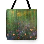 Channeling Monet #2 Tote Bag